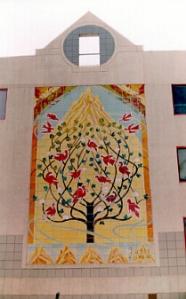 Gim San Mural